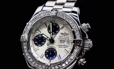 Mens Diamond Watches