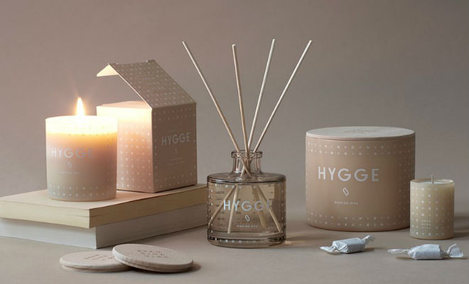 Hygge Skandinavisk Luxury Candle