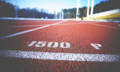 How Long Is A Lap Around A High School Track